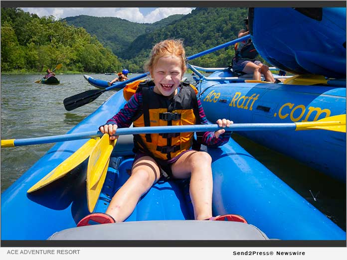 ACE Adventure Resort - rafting