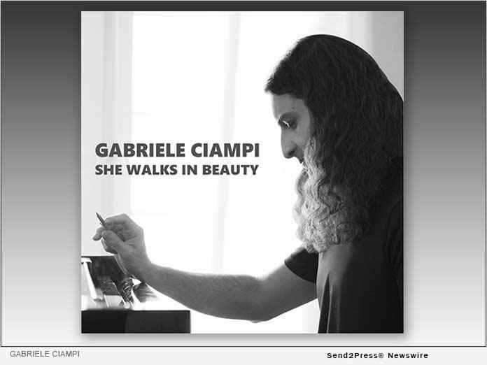 She Walks in Beauty - Gabriele Ciampi
