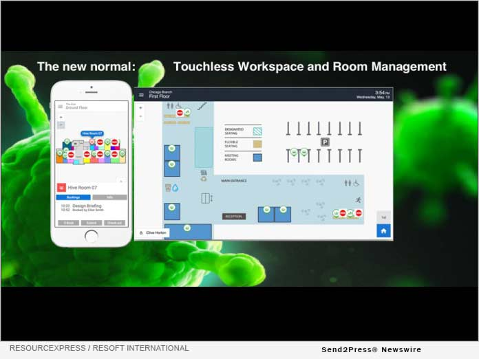New Touchless Workspace - ResourceXpress