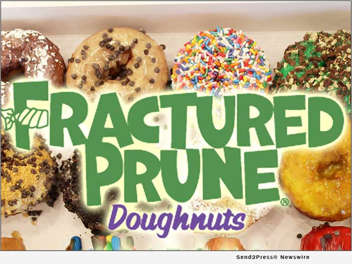 Fractured Prune Donuts of New Jersey