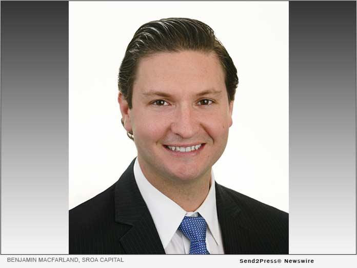 Benjamin Macfarland, SROA Capital CEO