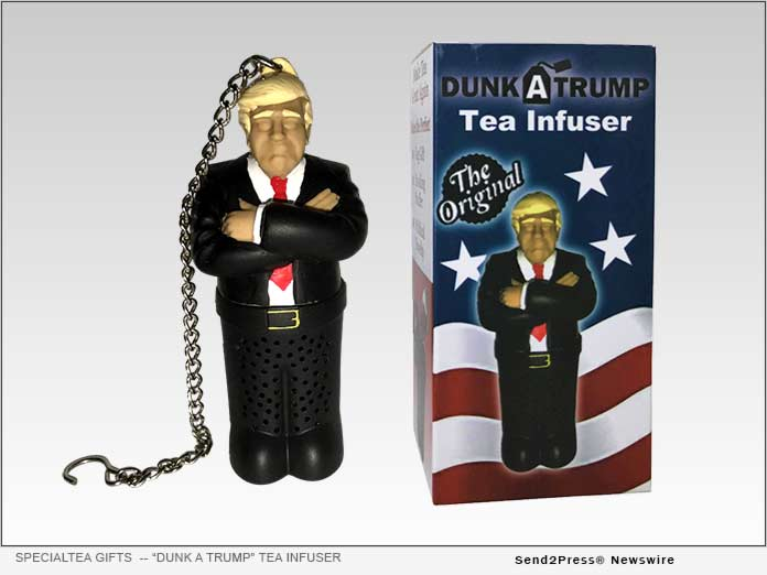 Dunk A Trump Tea Infuser