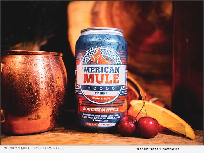 'Merican Mule - Southern Style