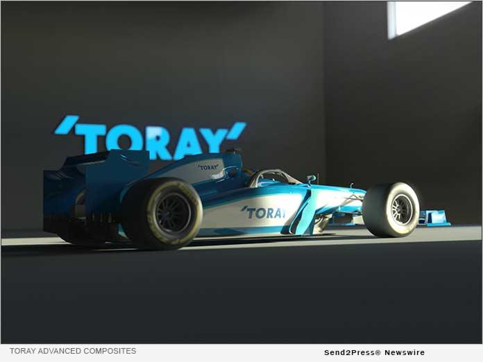 TORAY Composites - Race Car