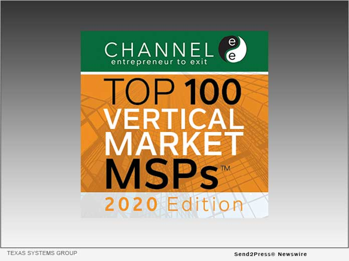 Texas Systems Group Named to ChannelE2E Top