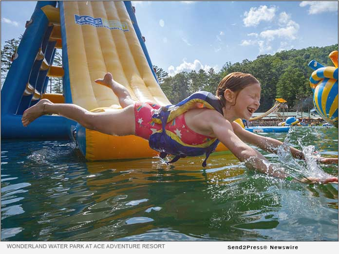 Wonderland Water Park Reopens