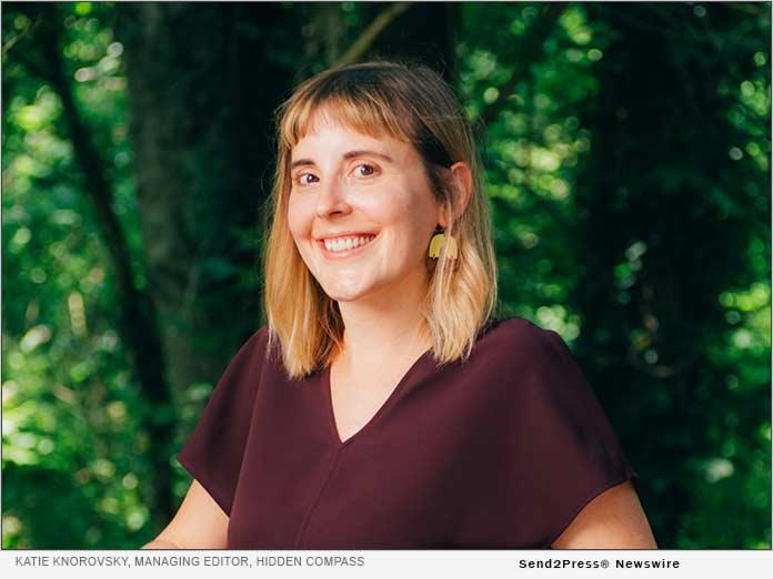 Katie Knorovsky of Hidden Compass
