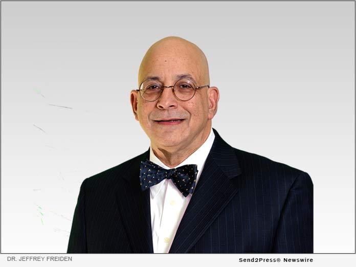 Dr. Jeffrey Freiden