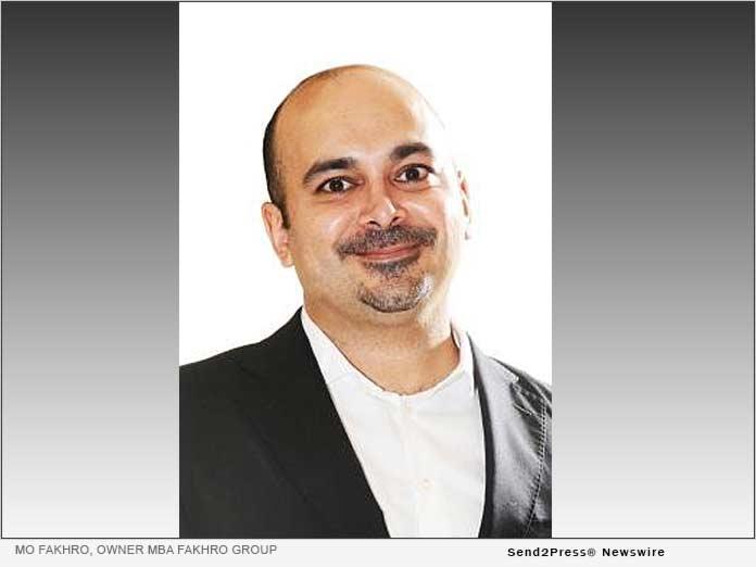 Mo Fajhro, owner MBA Fakhro Group