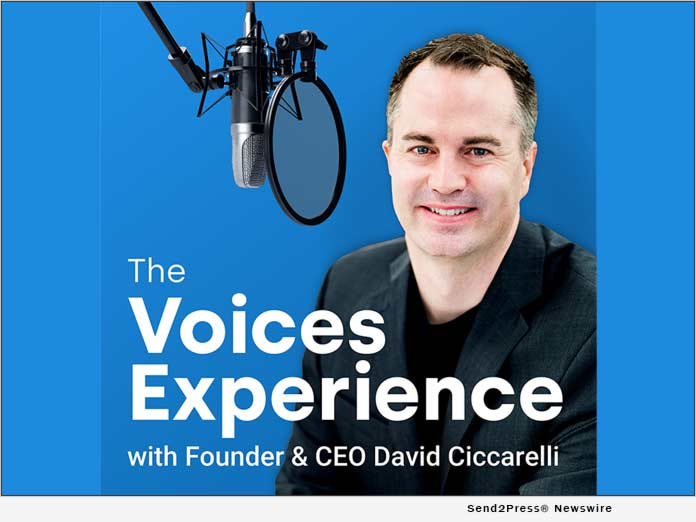 The Voices Experience Podcast