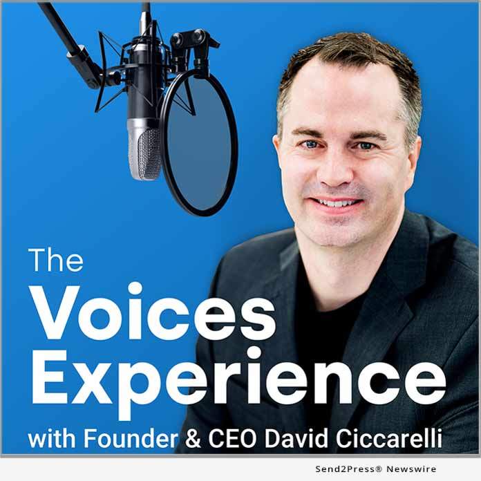 Voices Experience with David Ciccarelli