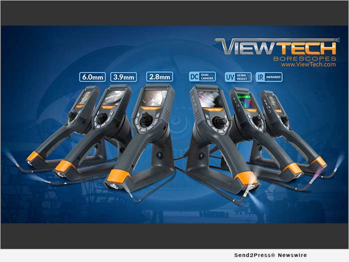 ViewTech Borescope Options