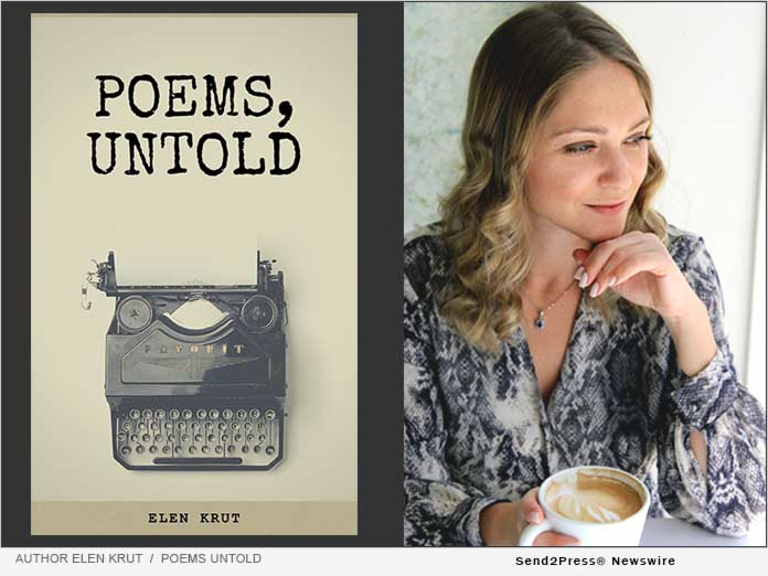 Author Elen Krut - POEMS UNTOLD