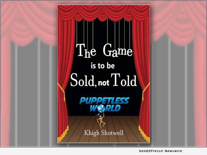 BOOK: The Game is to be Sold, Not Told