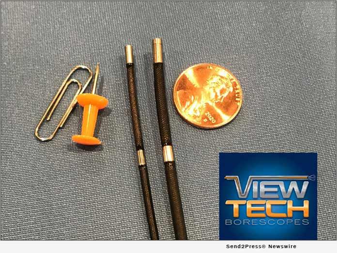 ViewTech VJ-3 2.2-Millimeter Comparison