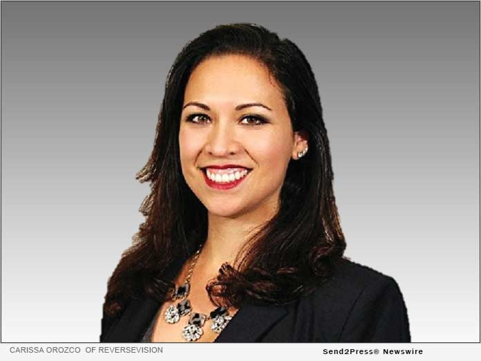ReverseVision Taps Carissa Orozco as Director of Business Development
