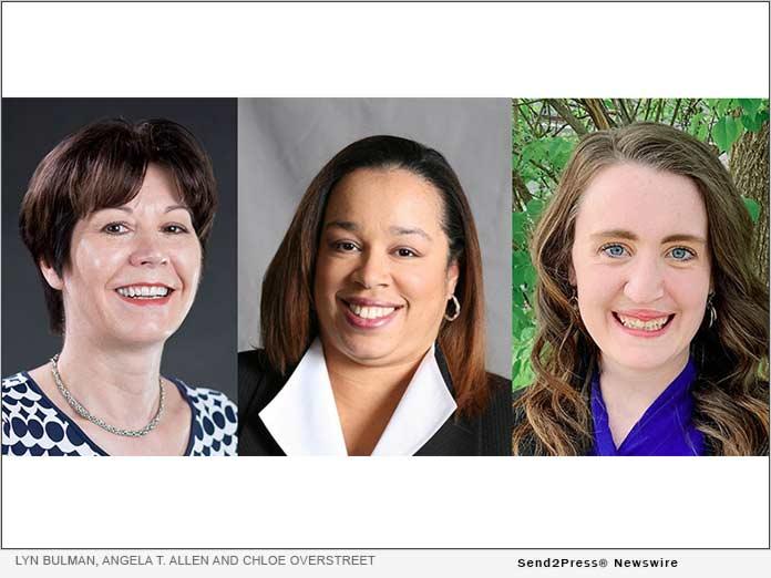 ACI - Lyn Bulman, Angela T. Allen, and Chloe Overstreet