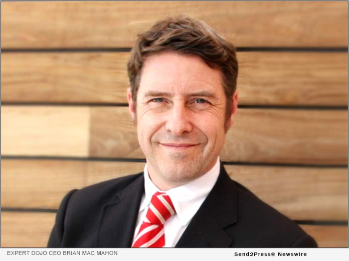 Expert DOJO CEO Brian Mac Mahon