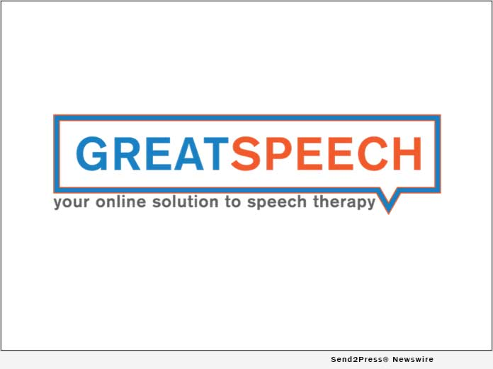 GreatSpeech online speech therapy