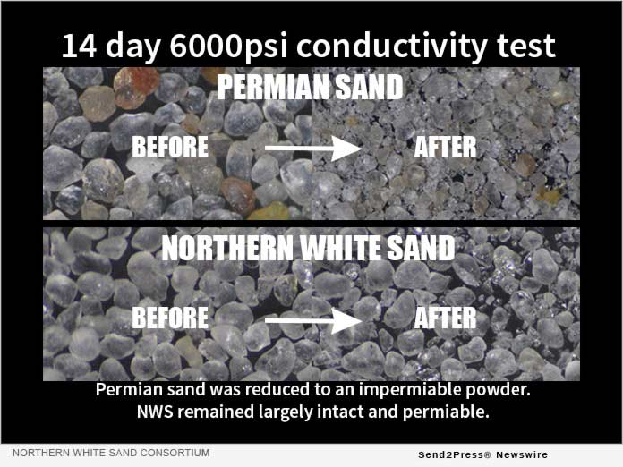 Northern White Sand Consortium