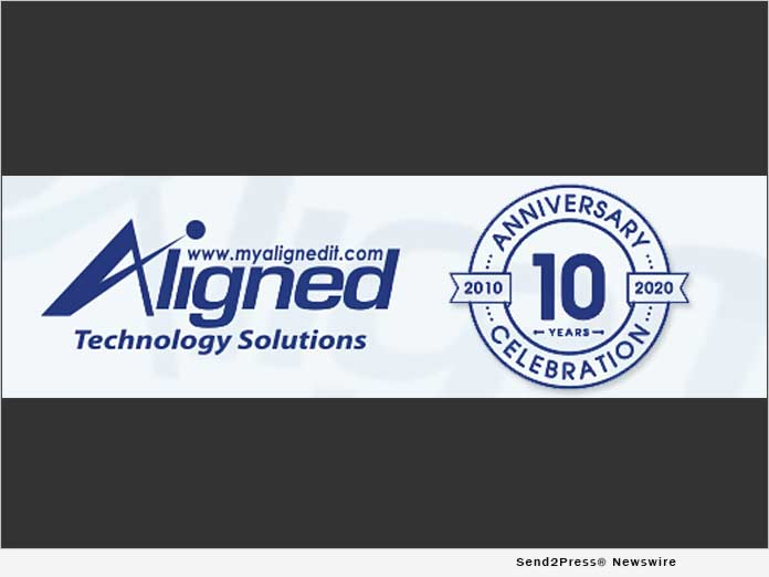 Aligned Technology Solutions - 10 years