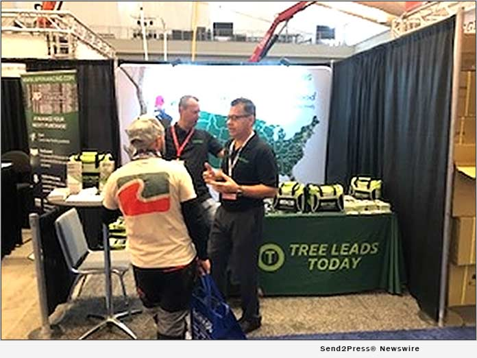 Tree Leads Today at TCIA Expo