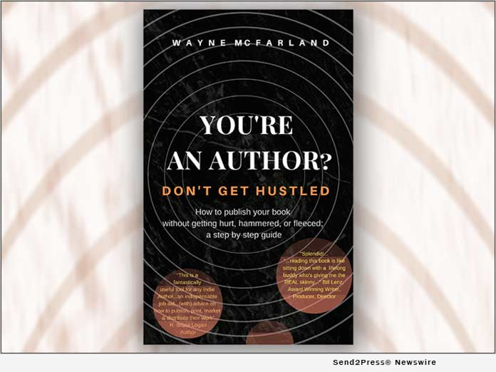 Book - You're an Author? Don't Get Hustled