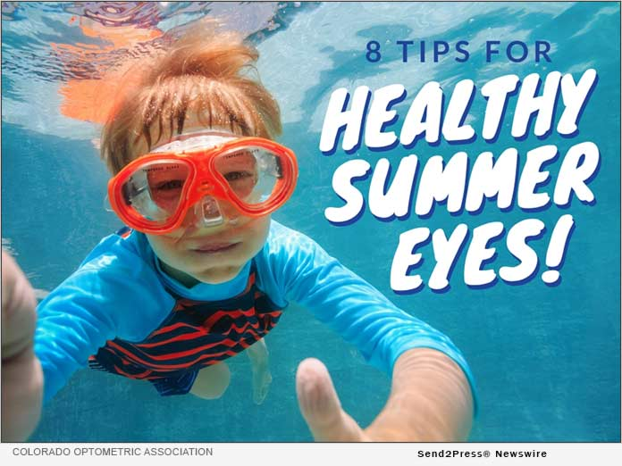 8 Tips for Healthy Summer Eyes