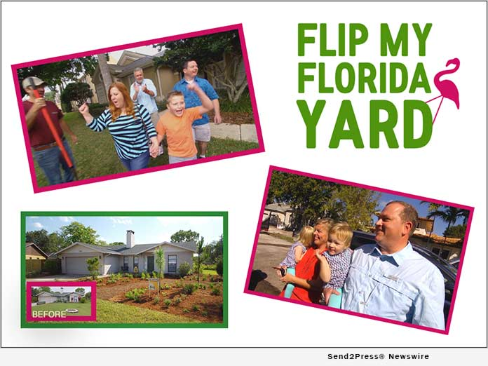Flip My Florida Yard
