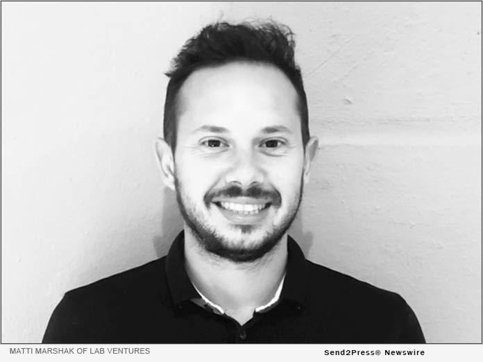 Matti Marshak - LAB Ventures studio