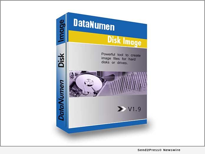 DataNumen Disk Image Software