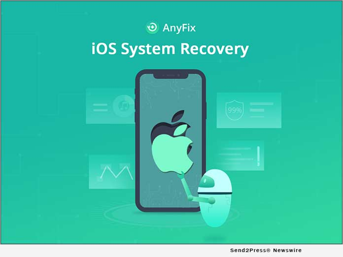 iMobie AnyFix - iOS System Recovery