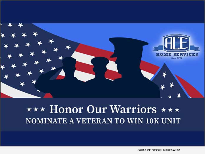 ACE Home Services - Honor Our Warriors