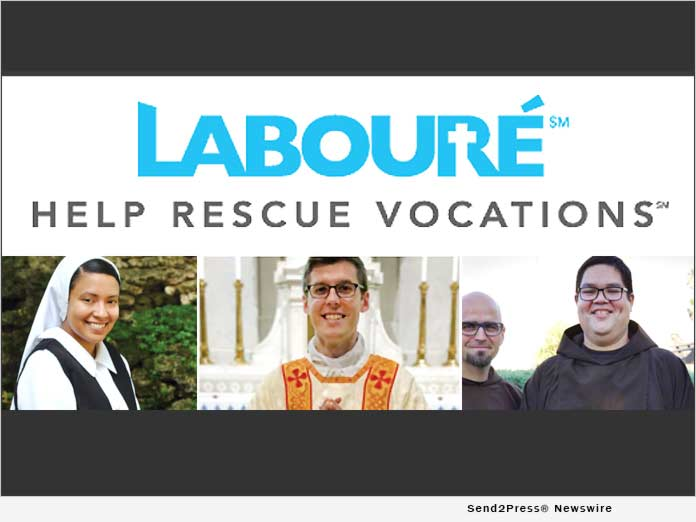 LABOURE- Help Rescue Vocations