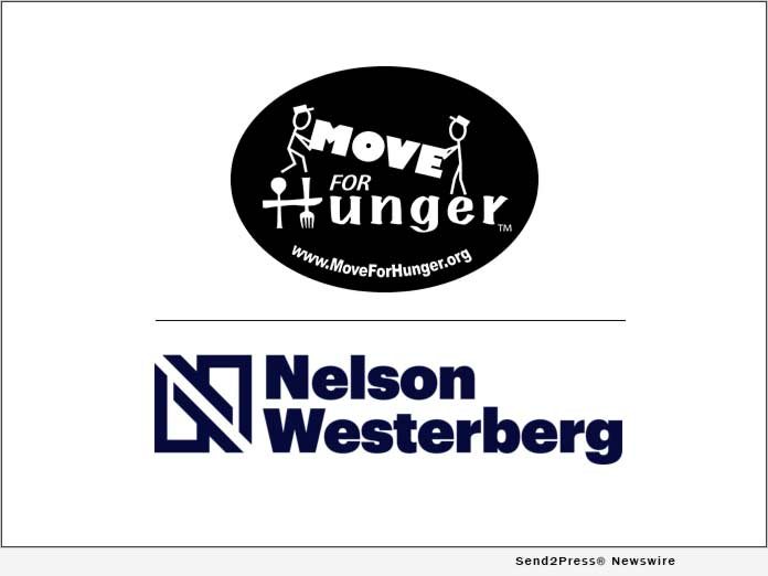 Move For Hunger and Nelson Westerberg