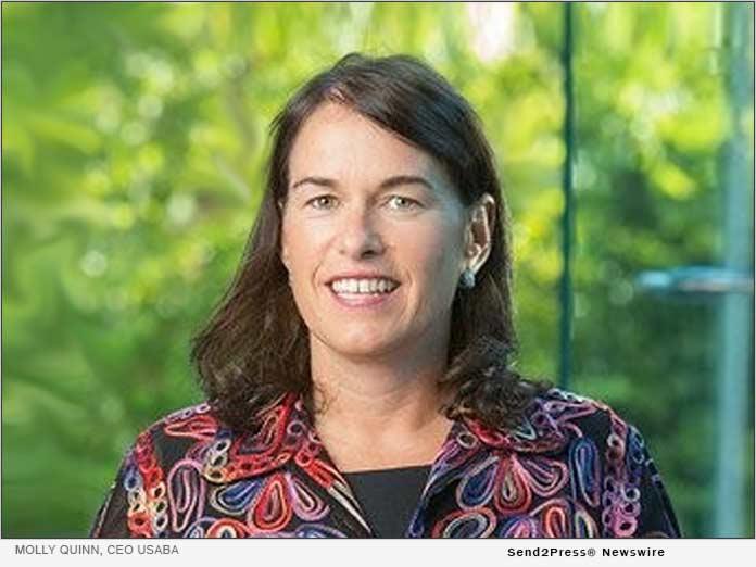 USABA CEO Molly Quinn