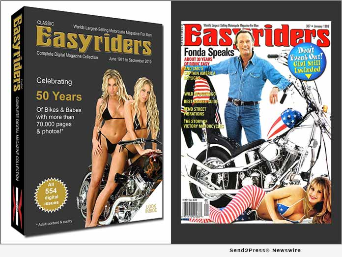 GIT Corp. - Easyriders 50 Years Digital Collection