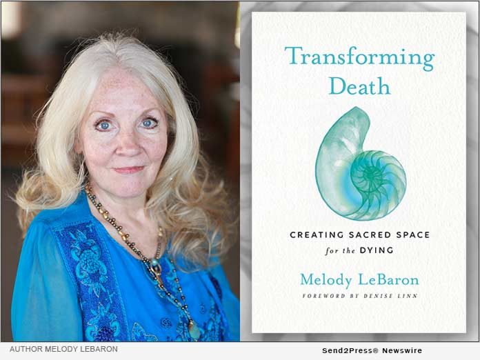 Author Melody LeBaron - Transforming Death