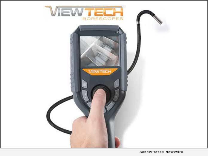 ViewTech Borescopes Announces Q3 2020 New VJ-3 Video Borescope Users
