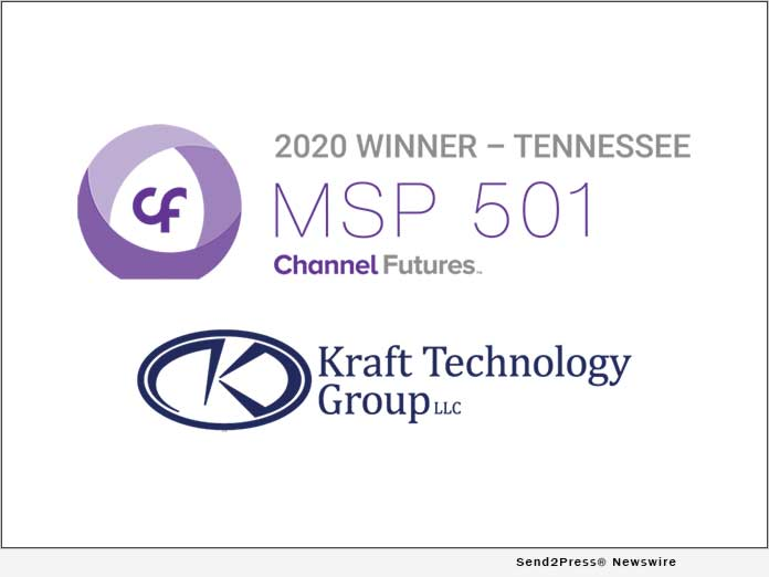 Kraft Technology Group - 2020 MSP 501