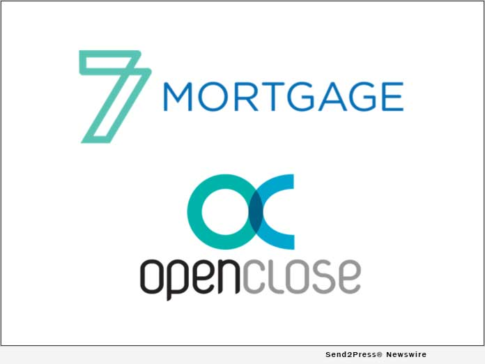 OpenClose and 7 Mortgage