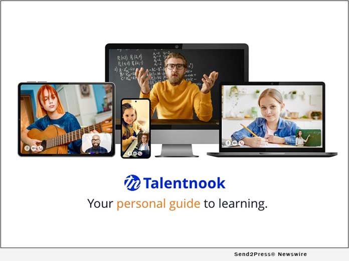Talentnook - your personal guide to learning