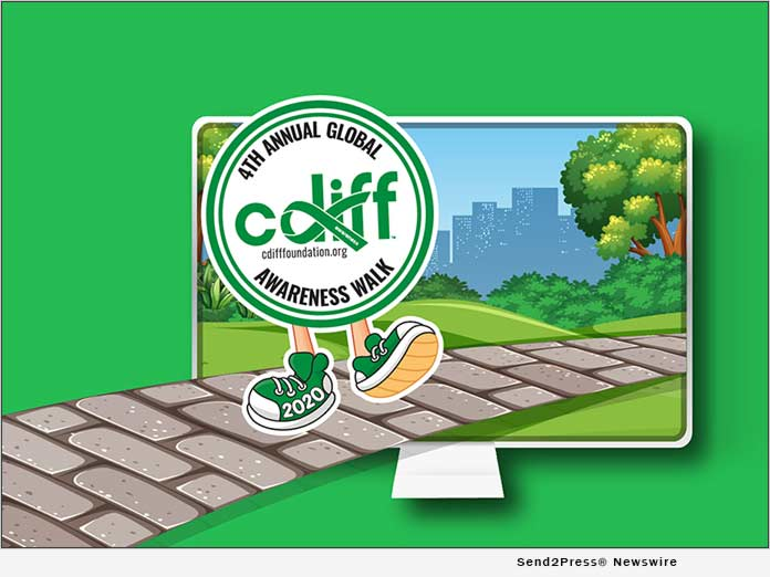 C Diff Foundation Hosts 4th Annual Global C. diff. Awareness 2K Virtual Walks