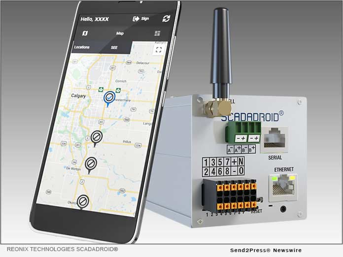 Reonix Technologies SCADADroid