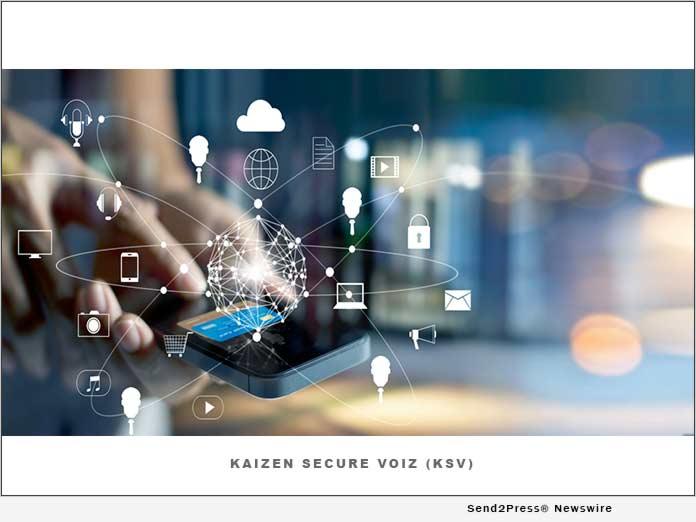 Kaizen Secure Voiz (KSV)