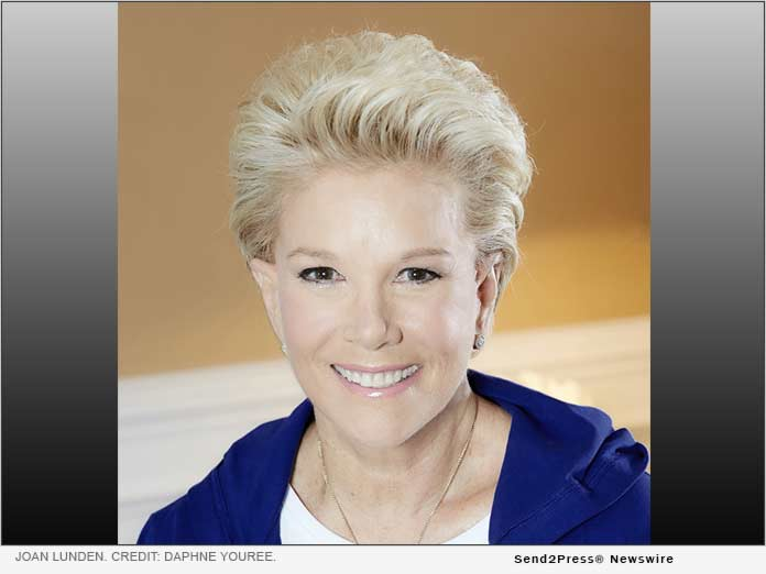 Joan Lunden. Credit: Daphne Youree.