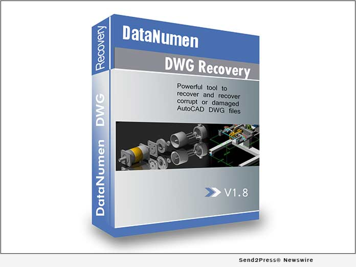 DataNumen DWG Recovery software