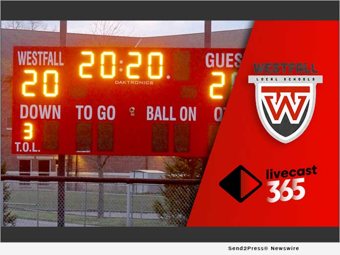 Westfall Local Schools - LiveCast365