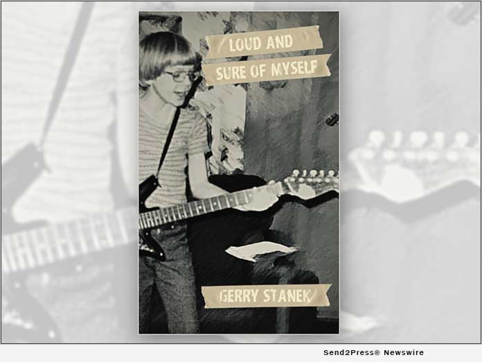 Book: Loud and Sure of Myself by Gerry Stanek