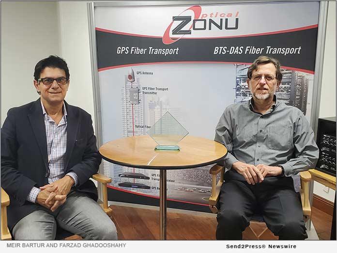 Meir Bartur and Farzad Ghadooshahy